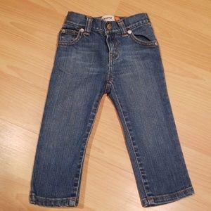 Skinny jeans stretch size 18-24 months